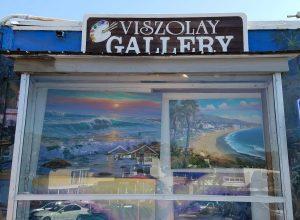 Viszolay Gallery Laguna Beach City Guide